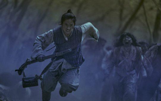 "Netflix's ""Kingdom"" and the ""Tale of Hong Kiltong"""